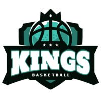 Kings Basketball Logo Template Thumbnail