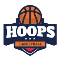 Hoops Basketball logo template 03 Thumbnail
